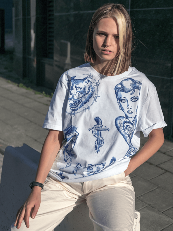 t-shirt collection occulte